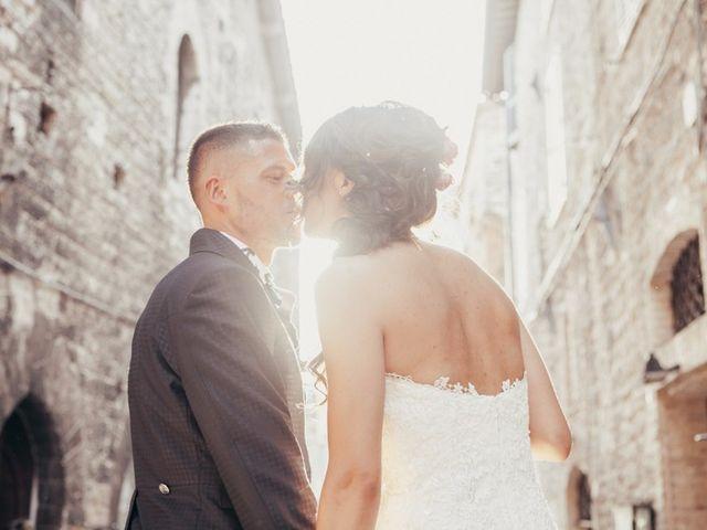 Il matrimonio di Francesco e Valentina a Assisi, Perugia 1