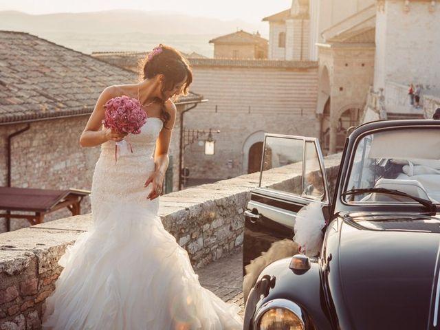 Il matrimonio di Francesco e Valentina a Assisi, Perugia 2
