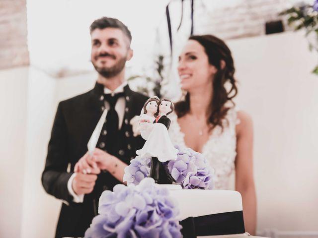 Il matrimonio di Michela e Mattia a Montefano, Macerata 3