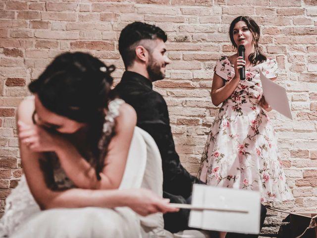Il matrimonio di Michela e Mattia a Montefano, Macerata 4