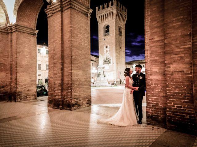 Il matrimonio di Michela e Mattia a Montefano, Macerata 6