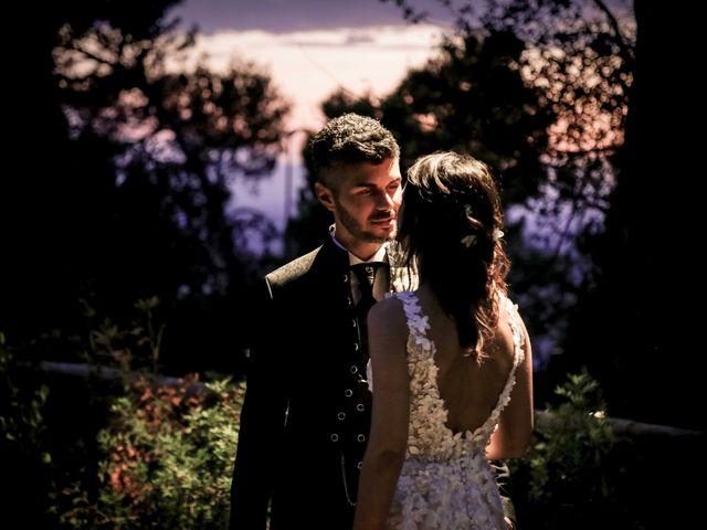 Il matrimonio di Michela e Mattia a Montefano, Macerata 1