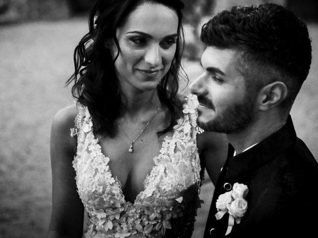 Il matrimonio di Michela e Mattia a Montefano, Macerata 2