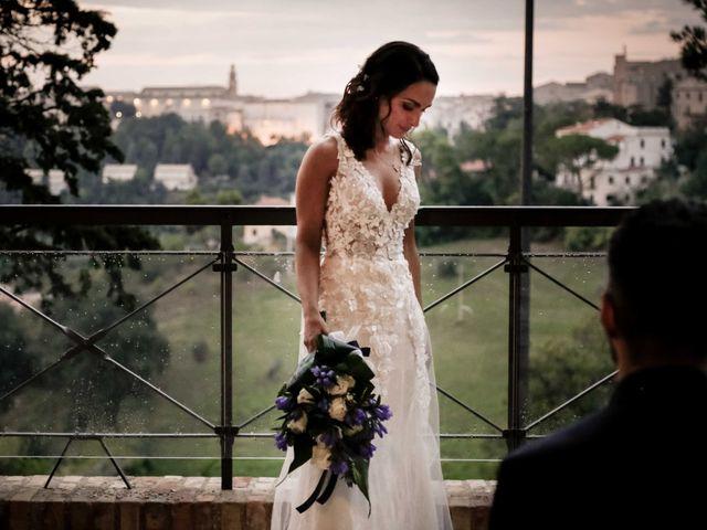 Il matrimonio di Michela e Mattia a Montefano, Macerata 9