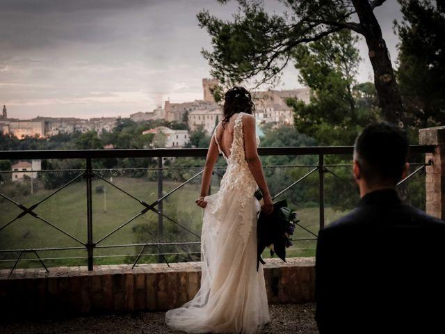 Il matrimonio di Michela e Mattia a Montefano, Macerata 10