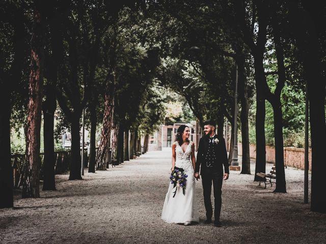 Il matrimonio di Michela e Mattia a Montefano, Macerata 11