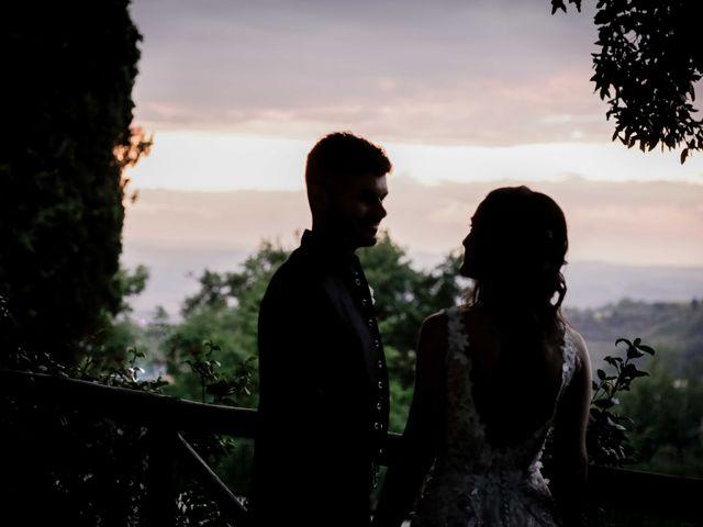 Il matrimonio di Michela e Mattia a Montefano, Macerata 12