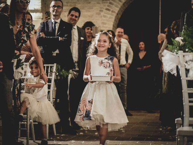 Il matrimonio di Michela e Mattia a Montefano, Macerata 15