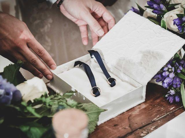 Il matrimonio di Michela e Mattia a Montefano, Macerata 20