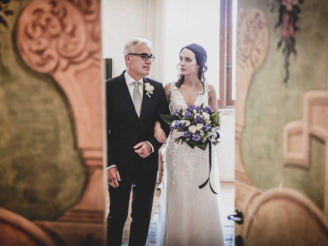 Il matrimonio di Michela e Mattia a Montefano, Macerata 21