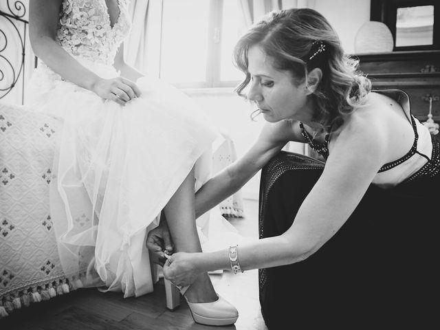 Il matrimonio di Michela e Mattia a Montefano, Macerata 22