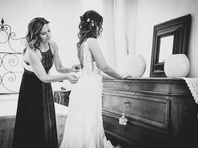Il matrimonio di Michela e Mattia a Montefano, Macerata 24