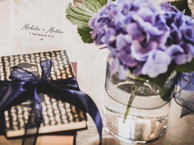 Il matrimonio di Michela e Mattia a Montefano, Macerata 26