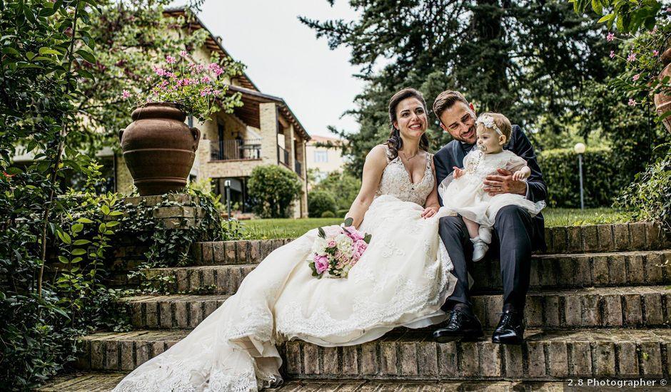 Il matrimonio di Federico e Maurizia a Cepagatti, Pescara