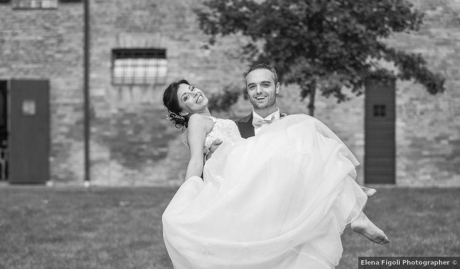 Il matrimonio di Alessandro e Paola a San Pietro in Cerro, Piacenza
