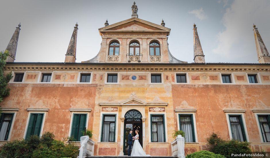 Il matrimonio di Filippo e Sara a Verona, Verona
