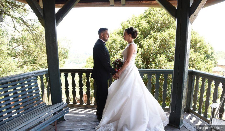 Il matrimonio di Fabiana e Maurizio a Castelnuovo Don Bosco, Asti