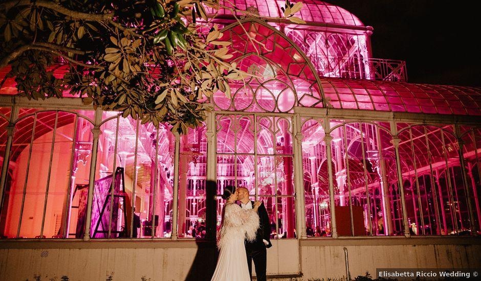 Il matrimonio di Silvano e Elettra a Firenze, Firenze