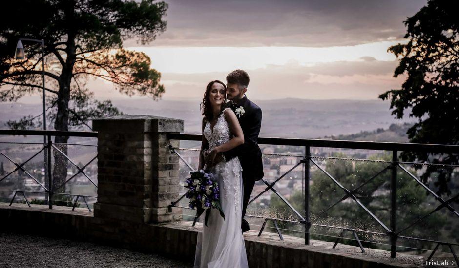 Il matrimonio di Michela e Mattia a Montefano, Macerata