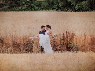Le nozze di Angelica e Daniele