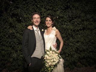 Le nozze di Tiziana e Anthony