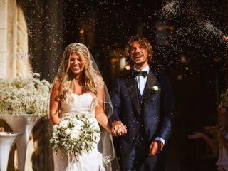 Le nozze di Ellissa e Marco