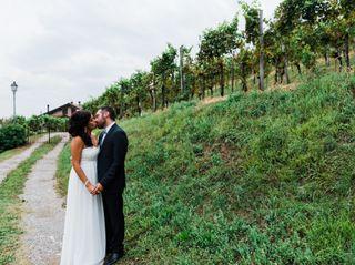 Le nozze di Rosaura e Massimo 1
