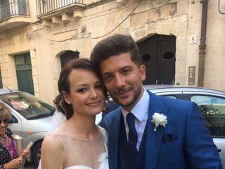 Le nozze di Valentina e Domenico 1