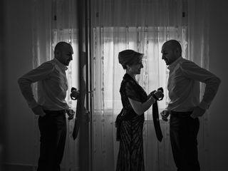 Le nozze di Elisabetta e Salvatore 1