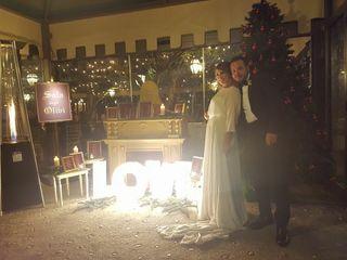 Le nozze di Anna Chiara e Agostino