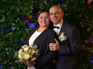 Le nozze di Maria Elena e Roberto