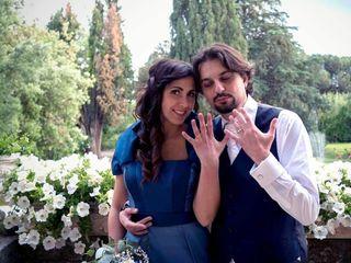Le nozze di Elisa e Mirko 1