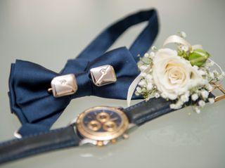 Le nozze di Alexandra e Giovanni 1