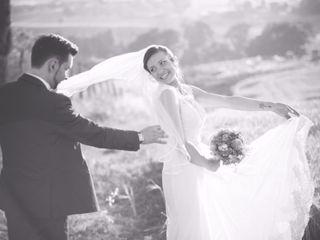 Le nozze di Alexandra e Giovanni