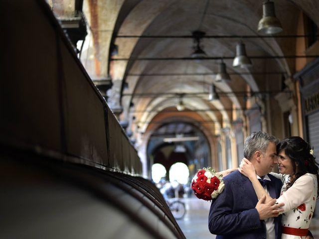 Il matrimonio di Massimo e Giulia a Bologna, Bologna 14