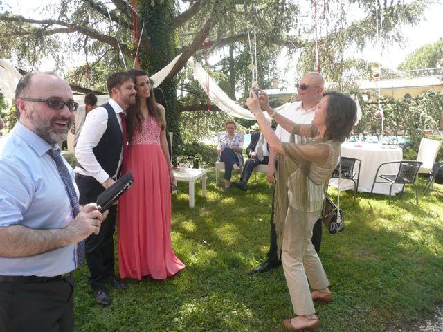 Il matrimonio di Massimo e Giulia a Bologna, Bologna 56