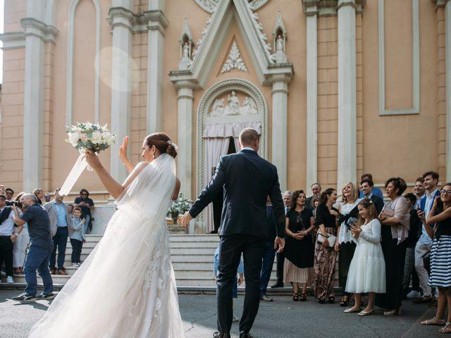 Il matrimonio di Luca e Licia a Cesena, Forlì-Cesena 35