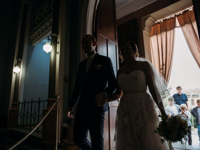 Il matrimonio di Luca e Licia a Cesena, Forlì-Cesena 36