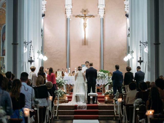 Il matrimonio di Luca e Licia a Cesena, Forlì-Cesena 39