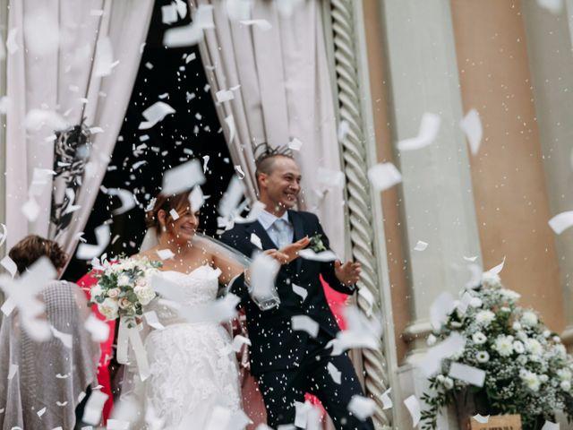 Il matrimonio di Luca e Licia a Cesena, Forlì-Cesena 49
