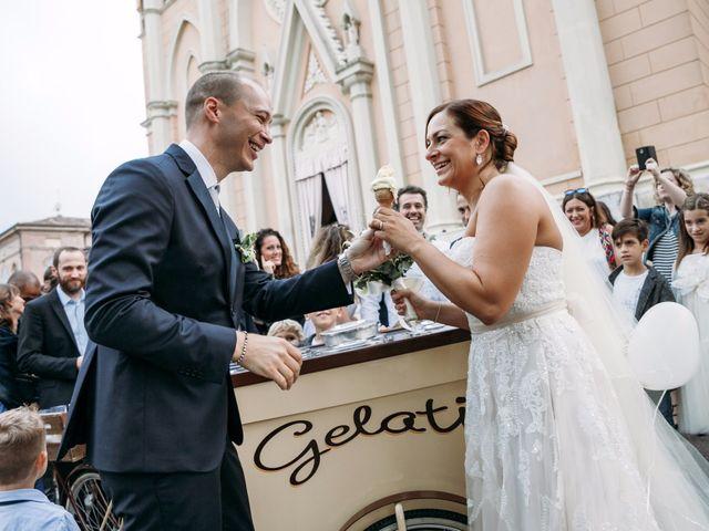 Il matrimonio di Luca e Licia a Cesena, Forlì-Cesena 50