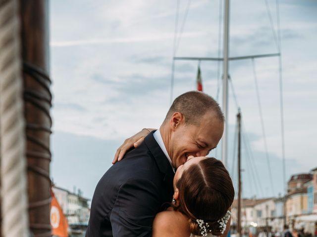 Il matrimonio di Luca e Licia a Cesena, Forlì-Cesena 56
