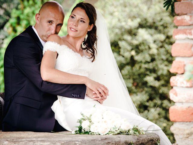 le nozze di Aleksandra e Paolo