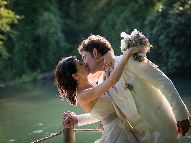 le nozze di Sveva e Roberto