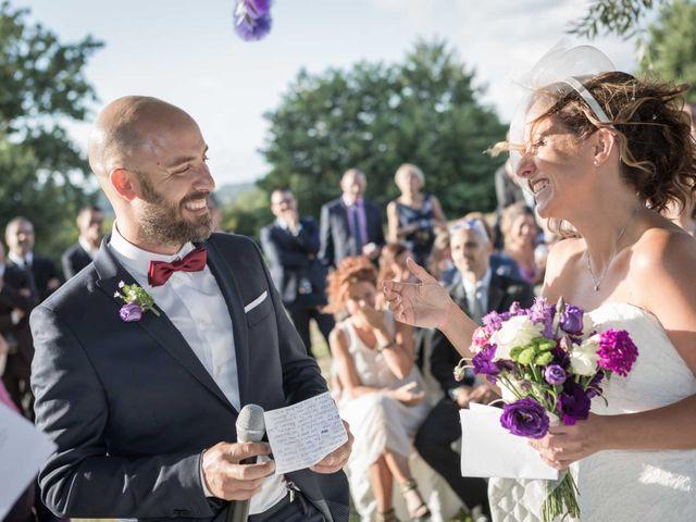 Le nozze di Valeria e Fabio
