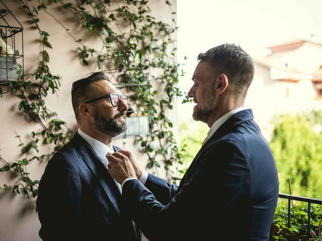 Il matrimonio di Marco e Michele a Milano, Milano 13