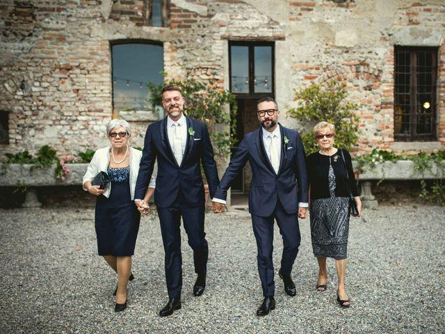 Il matrimonio di Marco e Michele a Milano, Milano 18