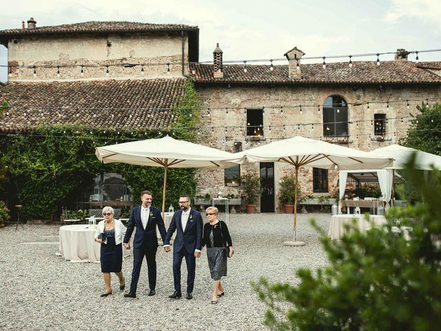 Il matrimonio di Marco e Michele a Milano, Milano 20