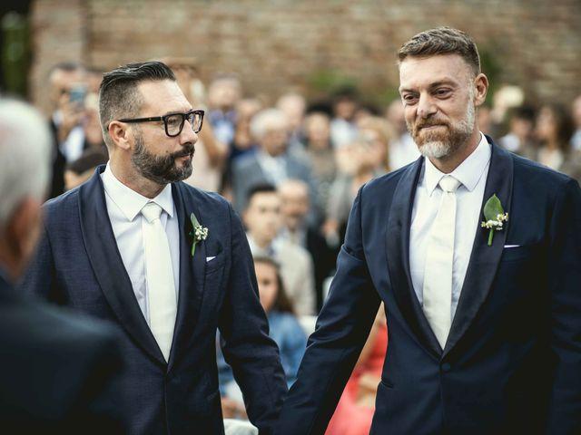 Il matrimonio di Marco e Michele a Milano, Milano 24