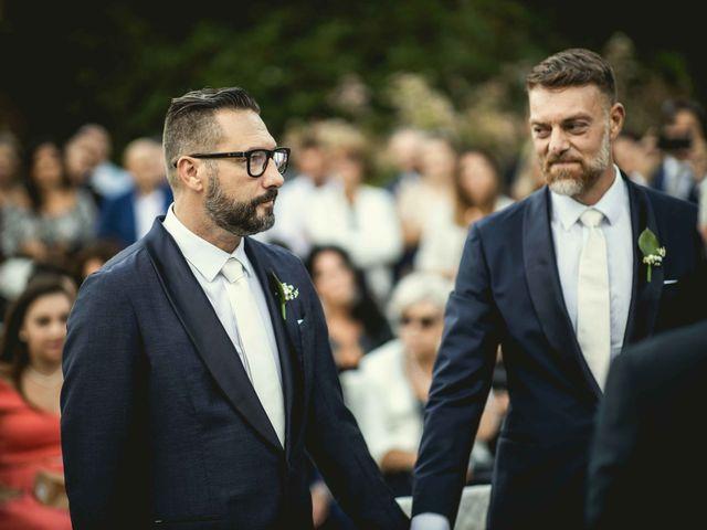 Il matrimonio di Marco e Michele a Milano, Milano 28